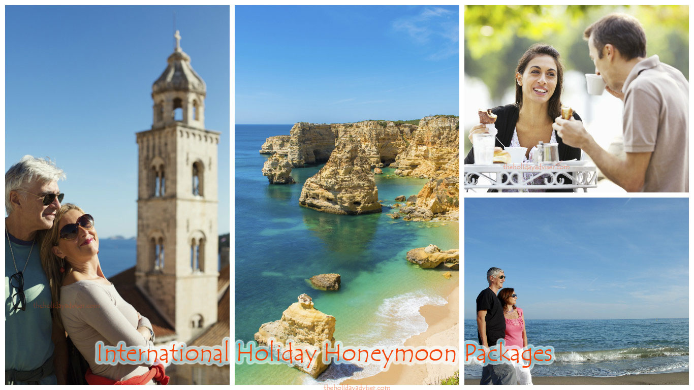 holiday packages from India