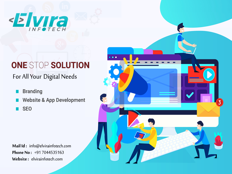 Elvira Infotech: Best Web Design Company | Web Development Company