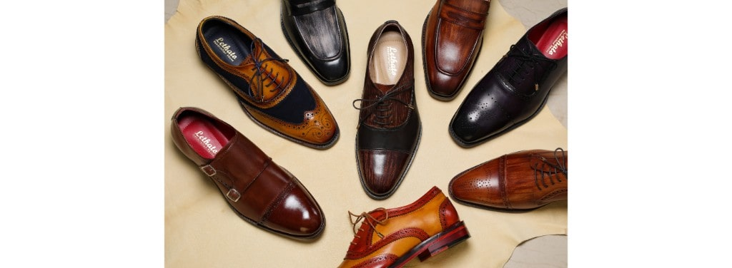 Lethato - Handmade Leather Shoes for Men
